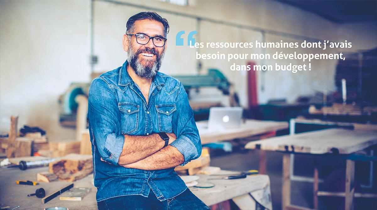 Connectences Bordeaux : Ressources humaines