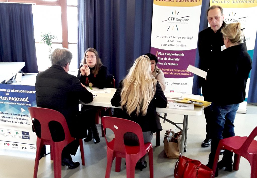 Connectences Bordeaux : Matinale des cadres